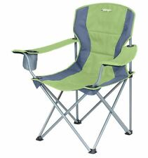 Vango Malibu Folding Camping Chair Herbal