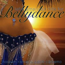 Hossam Ramzy - Latin American Hits for Bellydance [New CD]