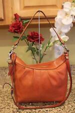 Coach Soho Pleated Convertible Coach  MESSENGER ORANGE bag 13764 (PU150