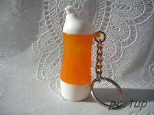Porte clés Tupperware (keychain) Eco Sport orange et blanche