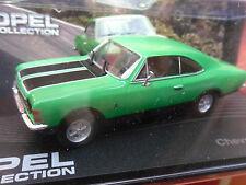 OPEL CHEVROLET Opala/modello di auto/Verde/MATTONCINI/1:43
