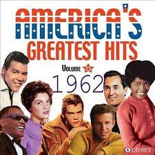 NEW America's Greatest Hits, Vol. 13: 1962 [box] CD (CD) Free P&H