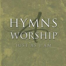 Hymns 4 Worship: Just as I Am by Various Artists (2 CD) nEW