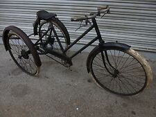 VELO ANCIEN TRICYCLE J.SAUSSEY ANNEES 20/30