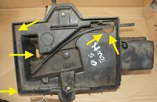 05 06 04 TOWN COUNTRY caravan BATTERY TRAY HOLDER MOUNT BOX W CRUISE REPAIR 02 1