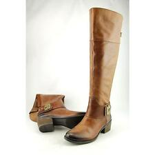 Vince Camuto Beatrix Women US 6.5 Brown Knee High Boot Pre Owned  1523