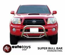 ATU 2006-2015 Toyota RAV4 Stainless Steel Bull Sport Bar Brush Bumper Guard