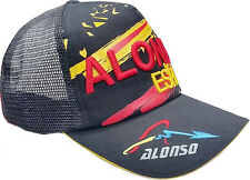 AUTHENTIC PUMA SCUDERIA FERRARI FERNANDO ALONSO SPAIN TRUCKER CAP 76088202
