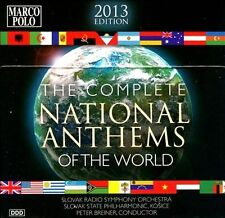 The Complete National Anthems of the World, Vol 3: 2013 Edition (CD,...