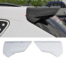 Rear Side Wing Spoiler SWP White PAINTED 2p For 2013 Hyundai Santa Fe SPORT Only