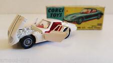 Corgi Toys - 324 - Marcos Volvo 1800 GT N Mib