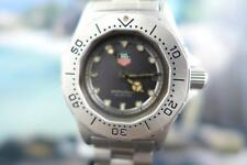 Beautiful Ladies Tag Heuer Brushed Stainless 31mm Quartz