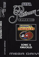 # Sega Mega Drive-Sonic & nudillos Platinum Collection #