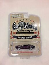 GREENLIGHT 1969 FORD MUSTANG BOSS 429 BLACK GAS MONKEY GARAGE 1/64 44720 D