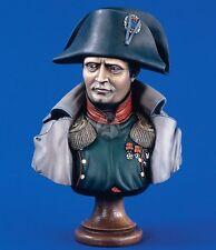 Verlinden 1/5 The Emperor Napoleon Bonaparte in Overcoat Bust [Resin Model] 1847