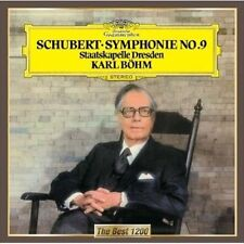 Schubert: Symphonie No. 9 (CD, May-2012, DG Deutsche Grammophon)