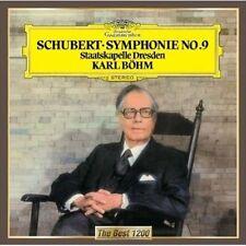 Schubert: Symphonie No. 9 (CD, May-2012, DG Deutsche Grammophon)