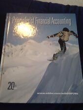 Fundamental Accounting Principles, 20th Edition