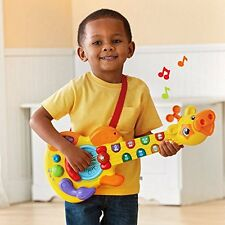 VTech Guitar Kid Musical Fun Toy Baby Toddler Learn Develop Play Song Infant