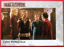 Battlestar Galactica-estreno edición-tarjeta #69 - Cylon Rendezvous
