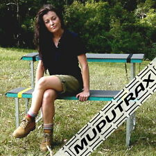 Muputrax - Multi-Purpose Camping Furniture, Bench, Chair, Table, Dining Setting