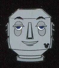 WDW 2010 Hidden Mickey Series Past Attractions Butler Robot Disney Pin 75184