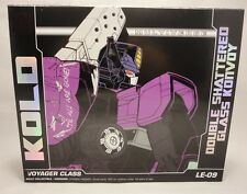 ** Rare _ KOLD Double Shattered Glass Optimus Prime (MISB) _ ** Must See **