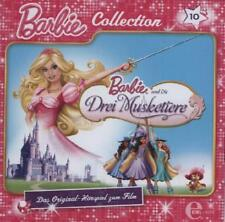 Barbie - (10)Collection,Musketiere