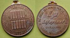 LIFEPLAST BOLOGNA I CAMPIONARI PIU' BELLI X INDUSTRIE CERAMICA - CALENDARIO 1967