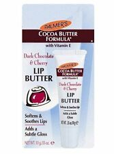 Palmer's Cocoa Butter Formula Dark Chocolate - Cherry Lip Butter, .35 oz(6 pack)