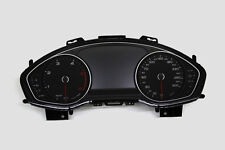 """Org Audi A4 8W Tacho Kombiinstrument Diesel 8W5920781 7"""" Farbdisplay FIS MFA Top"""