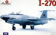 Amodel I-270 wie Me 163 Russischer Jäger Modell-Bausatz 1:72 NEU OVP SELTEN kit