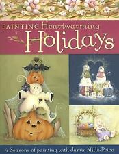 Painting Heartwarming Holidays: 4 Seasons of Painting with Jamie Mills-Price by
