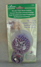 Clover Wonder Clips Wrist Cushion #3184 ~ NEW