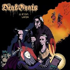 THE DEAD GOATS All Of Them Witches CD ENTOMBED NIHILIST DISMEMBER DEATH METAL