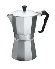 Metaltex Cafetière espresso pour Plaque de cuisson pour 6 Tasses