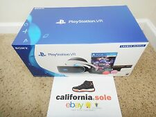 BRAND NEW SEALED Sony PlayStation VR Launch Bundle PSVR PS4 PS 4 Virtual Reality
