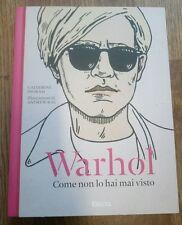 Warhol come non lo hai mai visto Electa