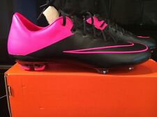 NIKE JR MERCURIAL VAPOR X FG YOUTH FOOTBALL BOOTS UK5 Us6 100% AUTHENTIC