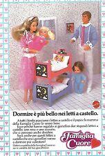 X1970 Famiglia Cuore - Letti a castello - Pubblicità del 1987 - Vintage advert