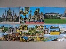 6 Ansichtskarten Wien - ab 70er Jahre - Postkarten - älter                 (K18)