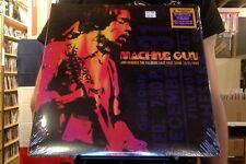 Jimi Hendrix Machine Gun Live Fillmore East First Show 2xLP sealed 180 gm vinyl