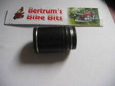 YAMAHA DT 125 RE LC X MX F E EXHAUST TAILPIPE SILENCER RUBBER JOINT