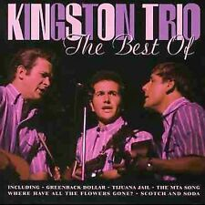 Best of the Kingston Trio 2004 by Kingston Trio *NO CASE DISC ONLY*