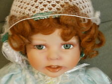 PARADISE GALLERIES COLLECTOR'S DOLL-Purveyor World's Finest Collector Dolls