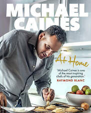 CAINES,MICHAEL-MICHAEL CAINES AT HOME  BOOK NEW