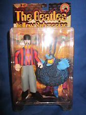 1999 McFarlane Toys The Beatles Yellow Submarine Ringo and Blue Meanie