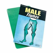 MENS GREEN MALE TIGHTS,  COSTUME TIGHTS, SIZE: ONE SIZE