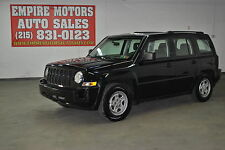 Jeep: Patriot Sport Sport Utility 4-Door