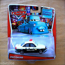 Disney World of Cars TOON PATOKAA in TOKYO MATER diecast Tall Tales police Pixar